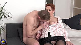 HD Grandmother Sex Tube - Very horny grannies are ready to take